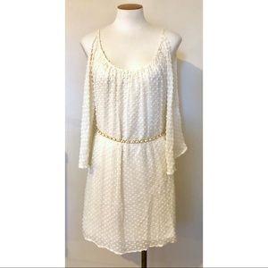 Akiko Open Shoulder Dress 0